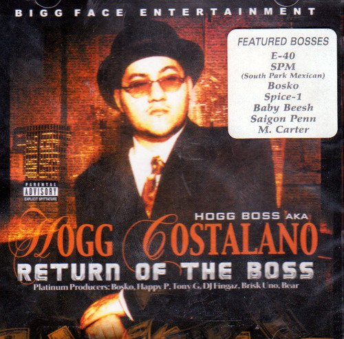 Hogg Boss Return Of The Boss Explicit Version