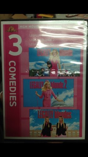 Legally Blonde Triple Feature Legally Blonde Triple Feature