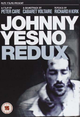 Cabaret Voltaire Johnny Yesno 3 CD Incl. DVD