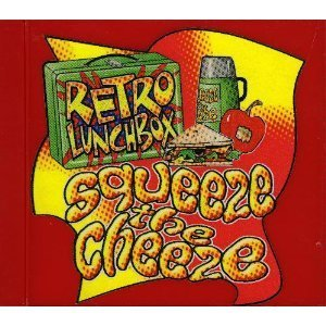 Retro Lunchbox Squeeze The Cheese