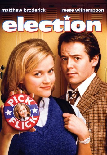 Election Broderick Witherspoon DVD R Ws