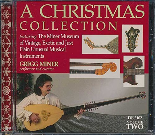 Gregg Miner Christmas Collection Vol. 2