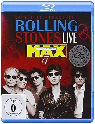 Rolling Stones Live At The Max Blu Ray Nr