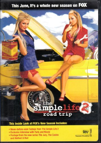 Paris And Nicole The Simple Life Road Trip 2