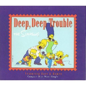 Simpsons Deep Deep Trouble