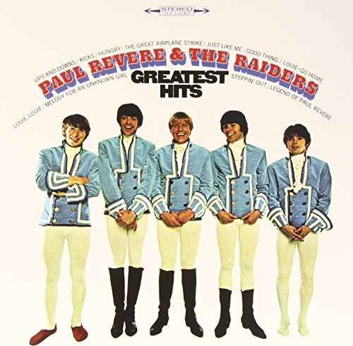 Paul & The Raiders Revere Greatest Hits 180gm Vinyl