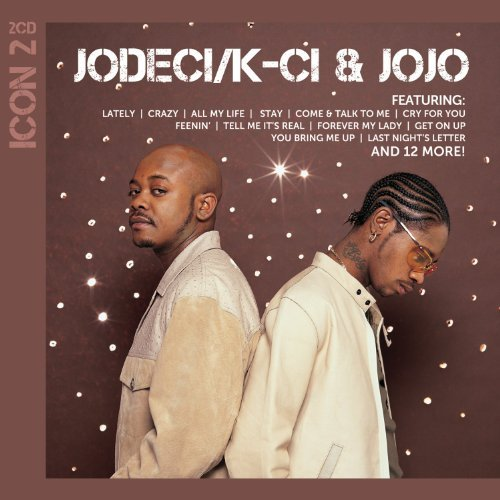 Jodeci & K Ci & Jojo Icon 2 CD
