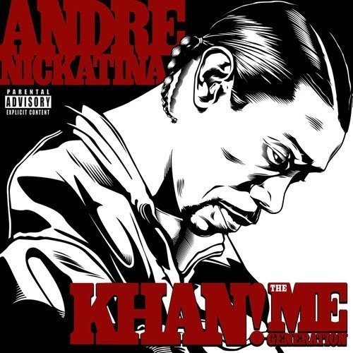 Andre Nickatina Khan!! The Me Generation Explicit Version