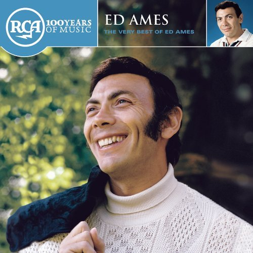 Ed Ames Very Best Of Ed Ames Rca 100th Anniversary
