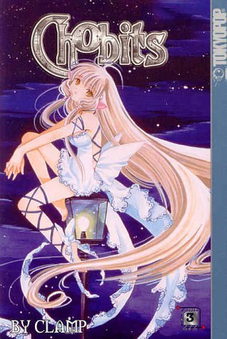 Clamp Chobits Volume 3