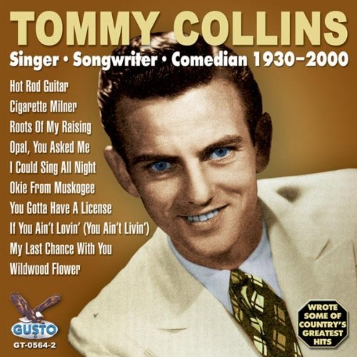 Tommy Collins Singer Songwriter