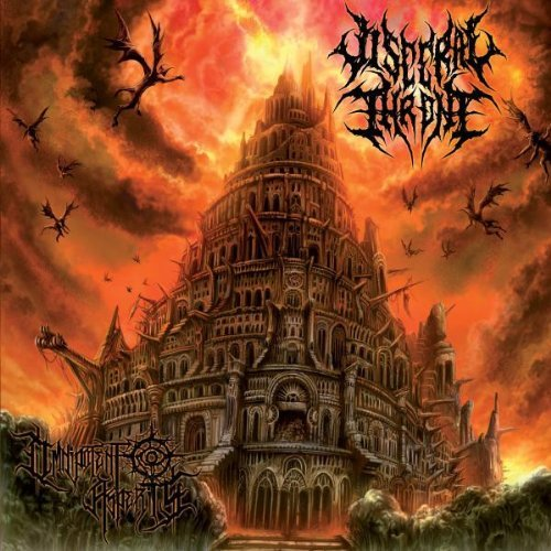 Visceral Throne Omnipotent Asperity