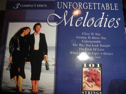 101 Strings Unforgettable Melodies