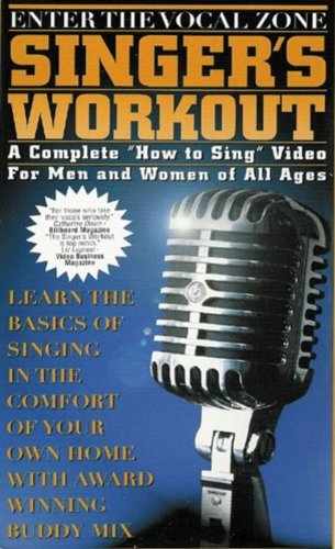 Music Instruction Singer's Workout