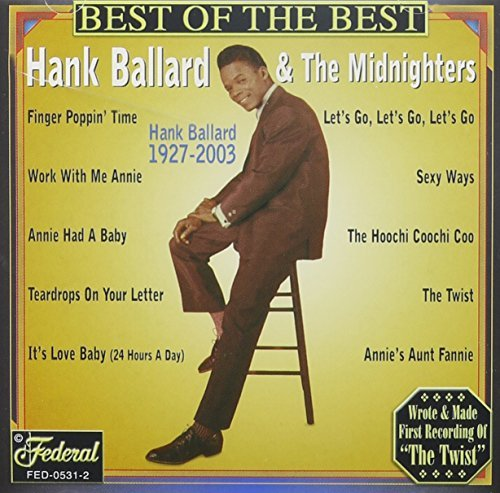 Hank & Midnighters Ballard Best Of The Best