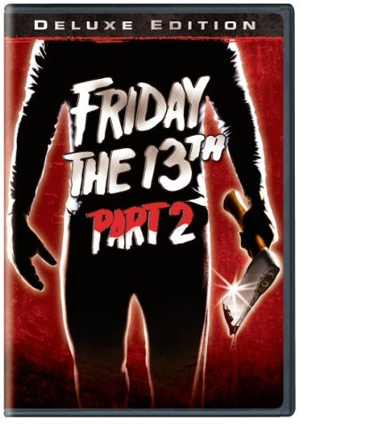 Friday The 13th Part 2 Steel Furey King DVD R Ws