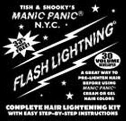 Hair Bleach 30 Volume Flash Lightning 36