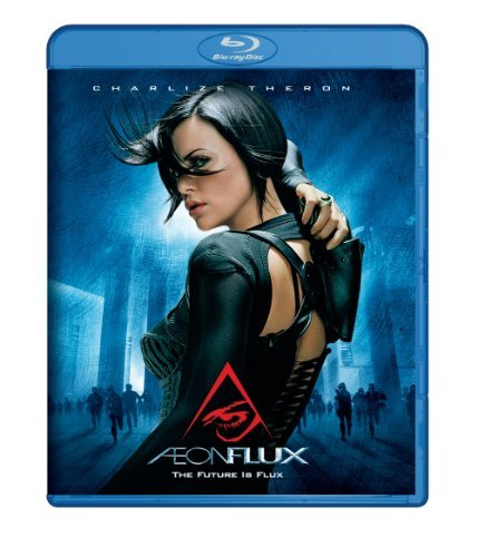 Aeon Flux Theron Mcdormand Okonedo Blu Ray Ws Pg13