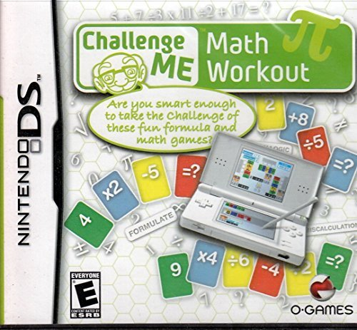 Nintendo Ds Challenge Me Math Workout