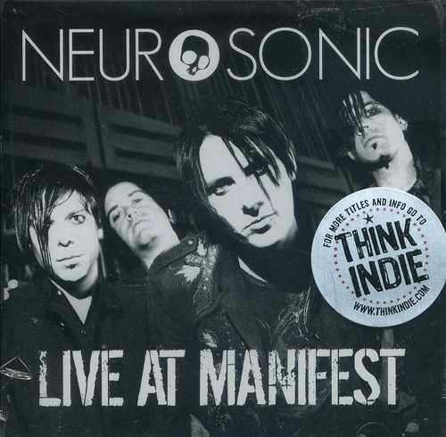 Neurosonic Live At Manifest Cdep