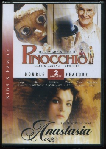 New Adventures Of Pinocchio Mystery Of Anna Anasta Double Feature