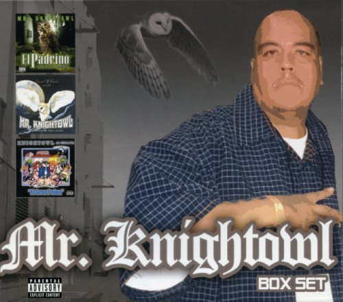 Mr. Knightowl Boxset Explicit Version 3 CD