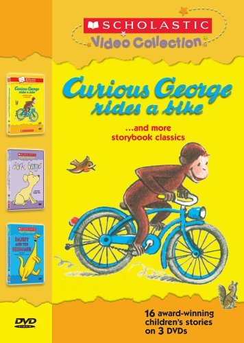 Vol. 6 Curious George Scholastic Nr 3 DVD