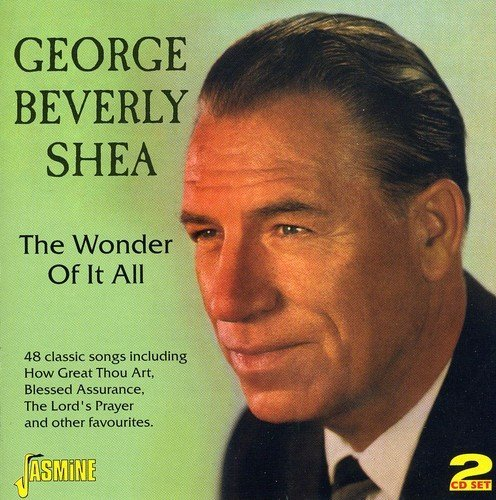 George Beverly Shea Wonder Of It All Import 2 CD