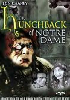 Lon Chaney The Hunchback Of Notre Dame
