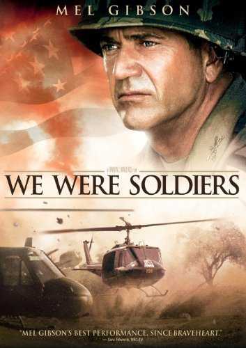 We Were Soldiers Gibson Stowe Kinnear Elliott K DVD R