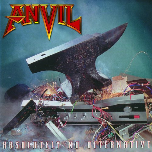 Anvil Absolutely No Alternative Digipak