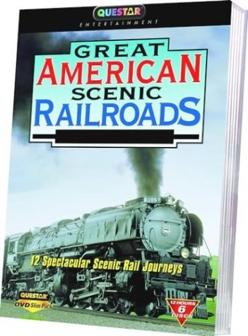Various N A Great American Scenic Railroads