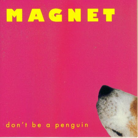 Magnet Don't Be A Penguin