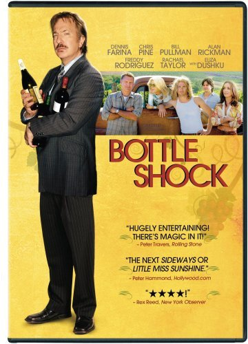 Bottle Shock Rickman Pullman Pine