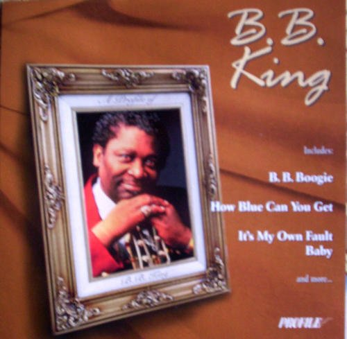 B.B. King Profile Of B.B. King