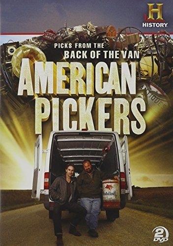 American Pickers Picks From The Back Of The Van DVD