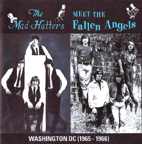 Mad Hatters & The Fallen Angel Mad Hatters Meet The Fallen An
