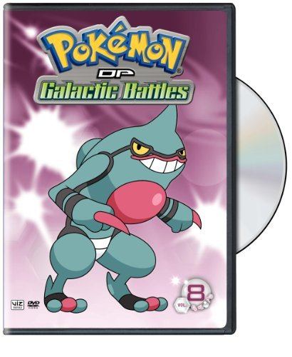 Vol. 8 Pokemon Diamond & Pearl Galact Nr