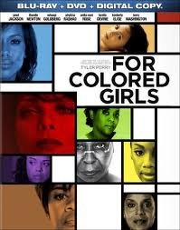 For Colored Girls Tyler Perry DVD
