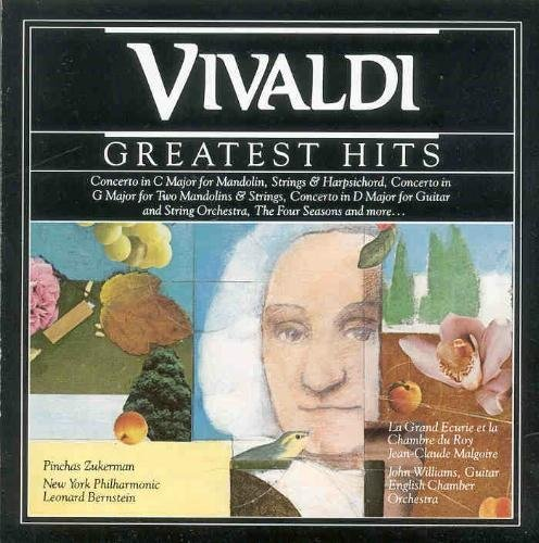 Vivaldi Bernstein New York Phil. Malgoire Vivaldi's Greatest Hits