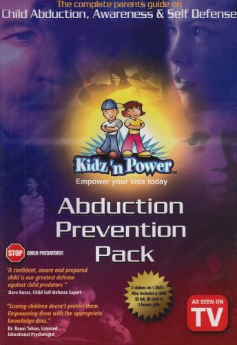 Kidz 'n Power Abduction Prevention Pack