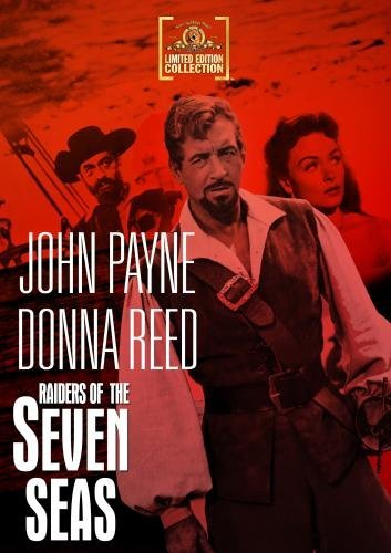 Raiders Of The Seven Seas (195 Payne Reed DVD Mod This Item Is Made On Demand Could Take 2 3 Weeks For Delivery