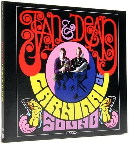 Jan & Dean Carnival Of Sound (unissued Al Lmtd Ed.