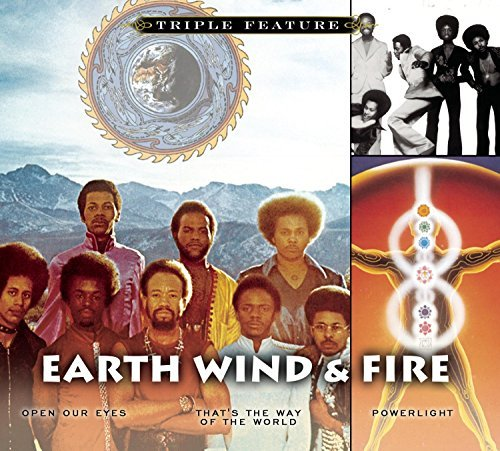 Earth Wind & Fire Triple Feature