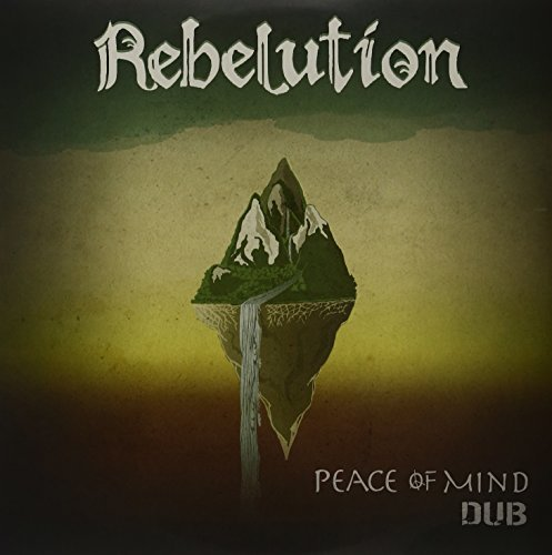 Rebelution Peace Of Mind (dub) Incl. Digital Download Card