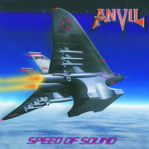 Anvil Speed Of Sound Digipak