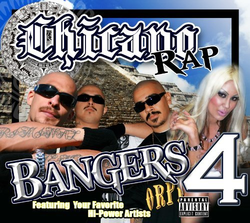 Hi Power Entertainment Present Vol. 4 Chicano Rap Bangers Explicit Version 3 CD