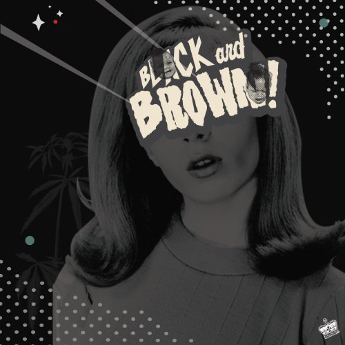 Black Milk & Danny Brown Black & Brown Incl. Download Card