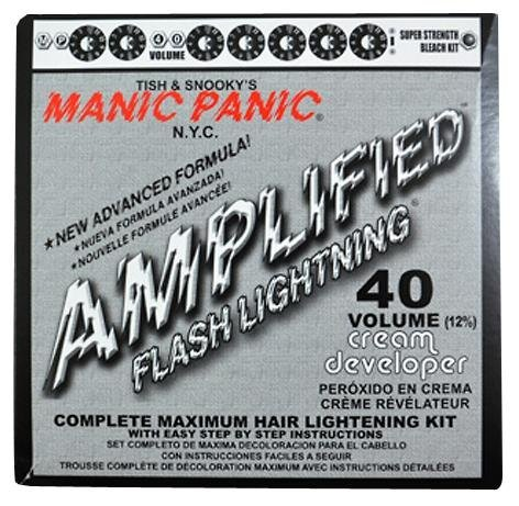 Hair Bleach 40 Volume Flash Lightning 36