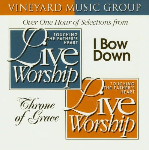 Danny Daniels Daphne Rademaker Terry Butler Randy I Bow Down Throne Of Grace Touching The Father